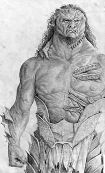 Gorg the Orc