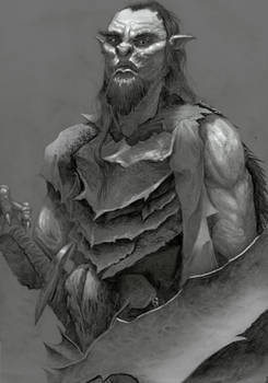 Utog the Orc