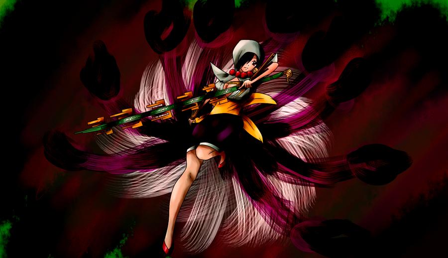 Okami - Evil Rao 2 by NekoRikaChan
