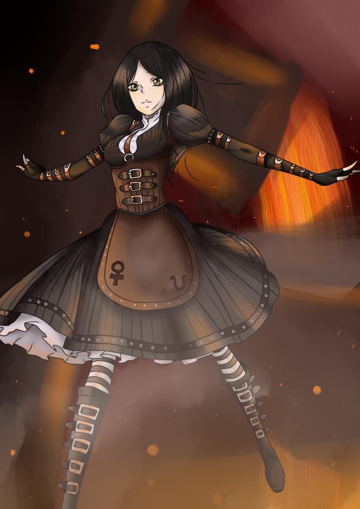 Alice Madness Returns by NekoRikaChan