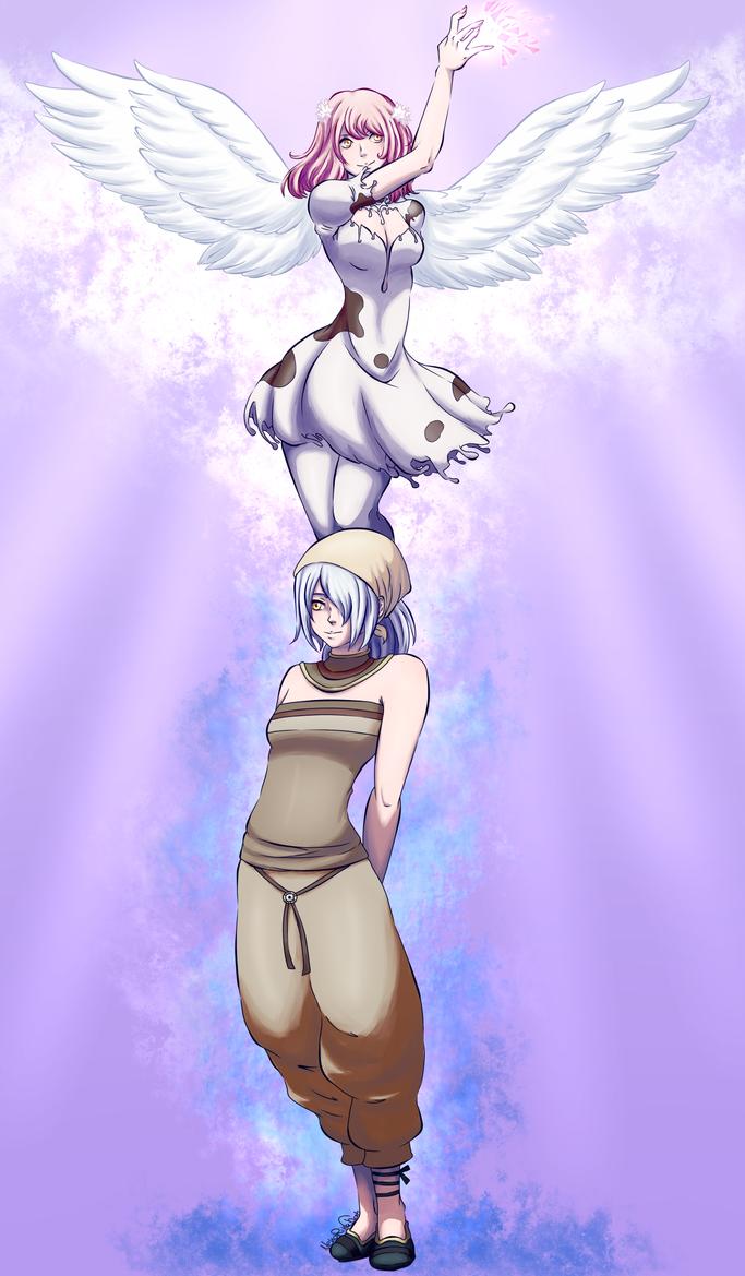 Angel by NekoRikaChan