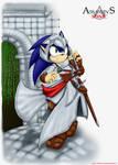 Gif: Assassin's Sonic