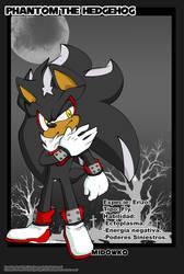 Phantom the hedgehog