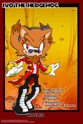 Ivo the hedgehog .: Eggman :.