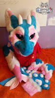 fursuit for sale by Midowko