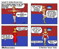 Meteorette Episode 14: Goodbye Normal Jeans