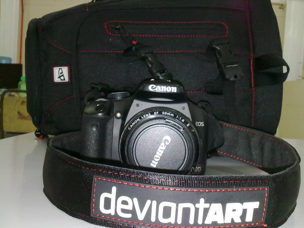 DA Camera Bag by raijinnathan