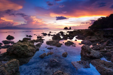 Afterglow by raijinnathan