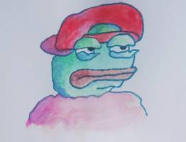 Super rare Pepe
