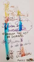Fountain Pen Quote - Patti Smith