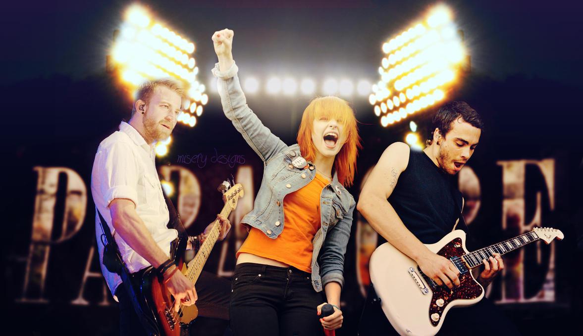 Paramore Live by fuckingdaytoremember