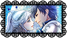 Chrom and Silia Stamp by azulann