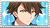Ryunosuke stamp by azulann