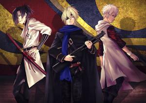 OC assassins team