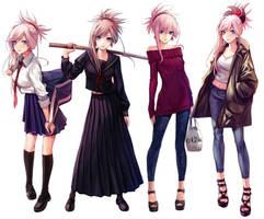 4 Musashi (FANBOX PSD DOWNLOAD)
