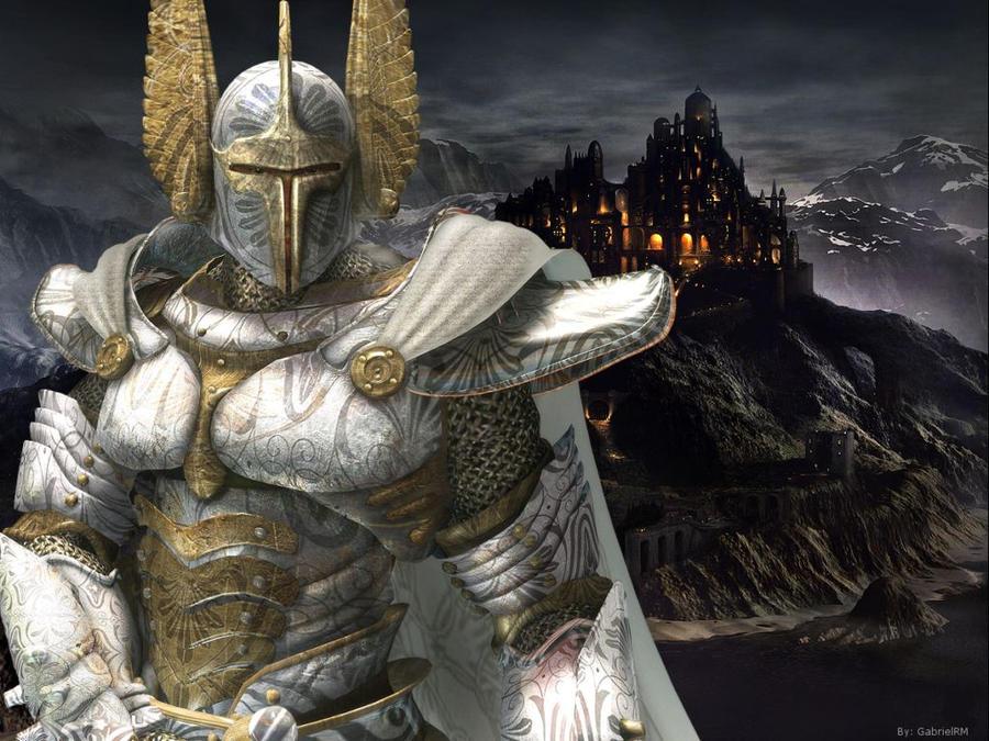 PC WallPaper - Medieval Hero by GabrielRM on DeviantArt