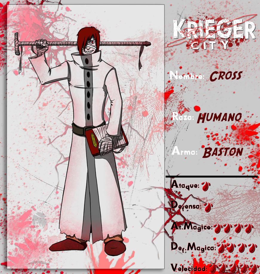 Cross En Krieger City by MarioSantis