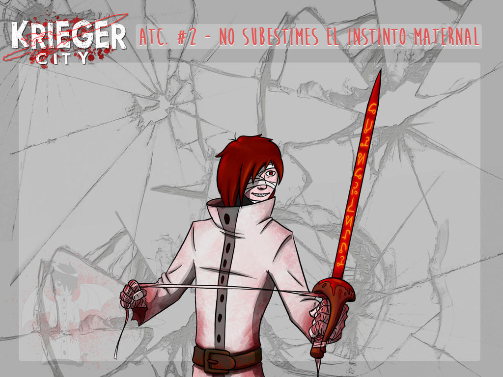 Act2 KriegerCity: Un Elegante y Sangriento Estoque by MarioSantis