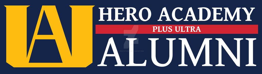 UA Alumni Decal Design