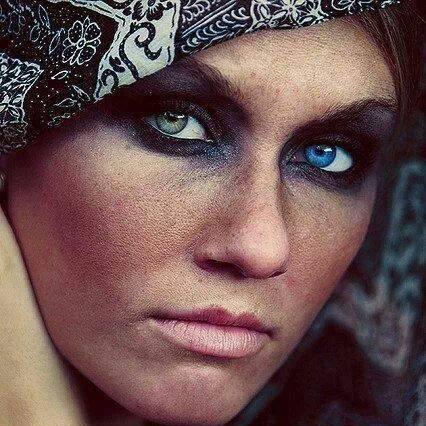 magical eyes by elnegme
