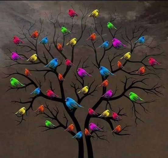 Spring Tree by elnegme