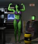 She Hulk - Kati-3003
