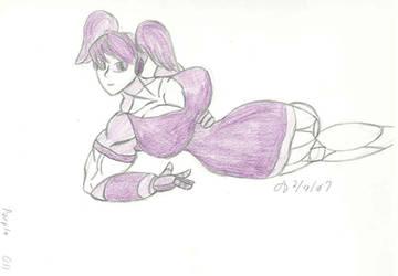 011. - Purple by ArchangelDreadnought