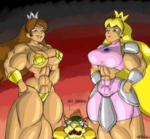 Bowser is in for a Beating