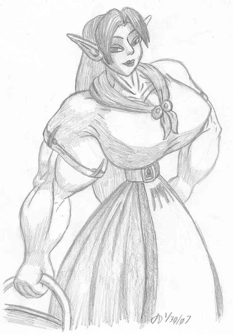 A Malon fanfic Mega_Malon_by_archangeldreadnought