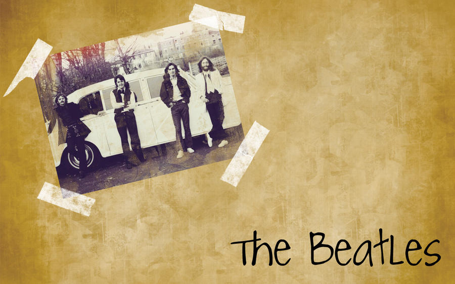 Beatles Wallpaper by AcrossXtheXUniverse on DeviantArt