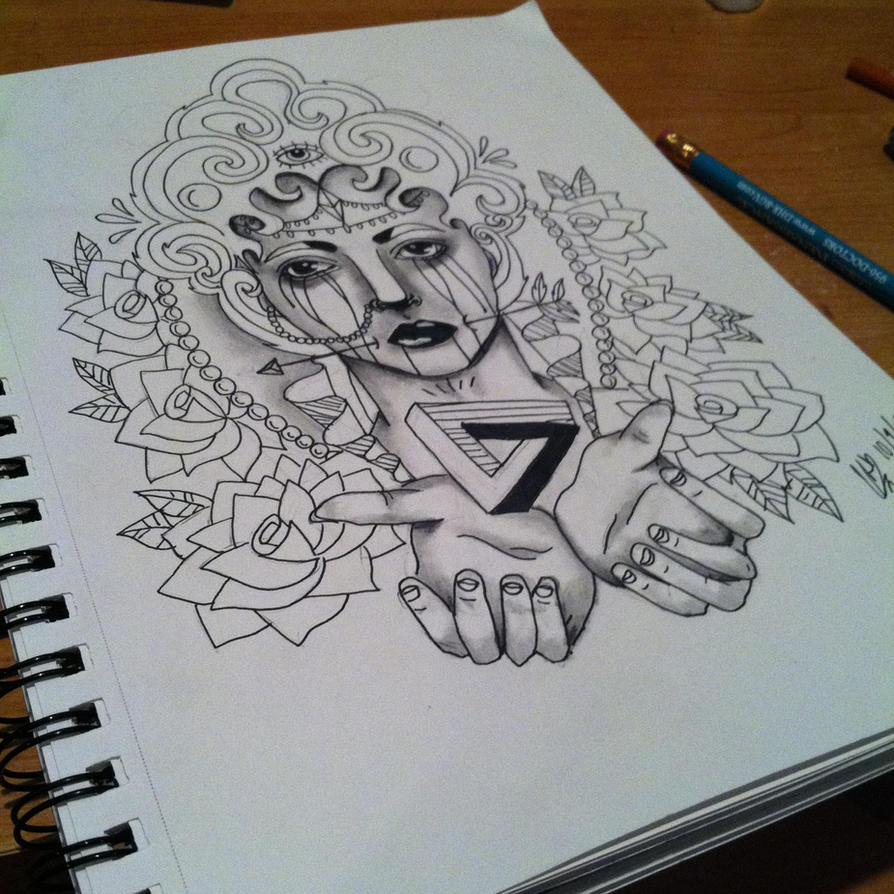 Hand Of Fatima By Captainjayhook