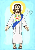 Jesus The messiah by DisneyJared23