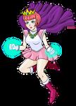 Magical Girl Shokora by Maripolifan