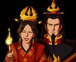 Urzai - Phoenix Queen by Maripolifan