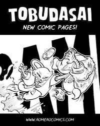 TOBUDASAI | CHAPTER 14 - COMIC UPDATE!