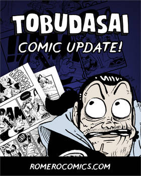 TOBUDASAI COMIC UPDATE!