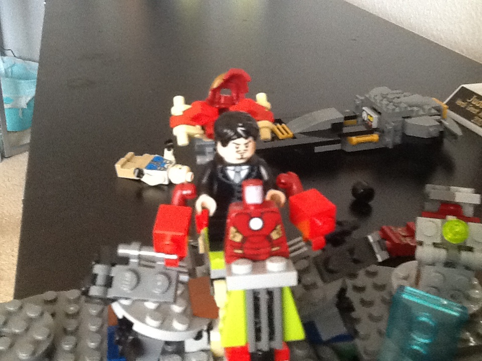 lego iron man 3 wallpaper - photo #25