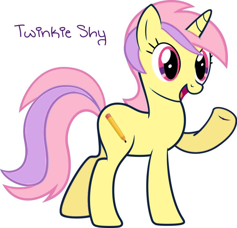 Lyra Recolour- Twinkle Shy