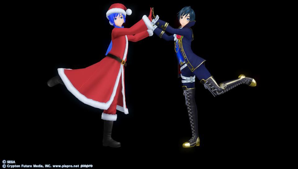 Santa and Requiem by Alvin-The-Mercenary