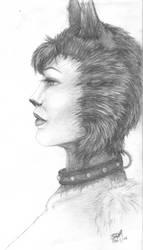 Daneera Portrait by Msterope