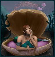 A Mermaid's dream by FenixiaVSLouvi