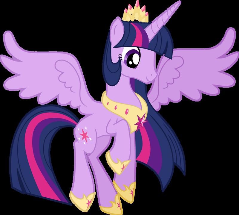 MLP Vexel Princess Twilight Sparkle By BlueRainiPony On DeviantArt