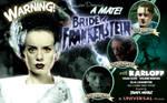 Bride of Frankenstein Wallpaper