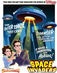Space Invaders by Duncecap-Dan