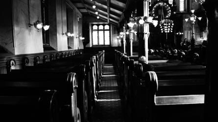Eldridge Synagogue Seats by BluePhoenix-Ra
