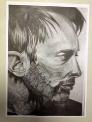 Thom Yorke -Rdiohead by PLUG3D