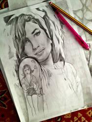 Amy Winehouse by PLUG3D