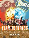 Team Fortress Movie Poster