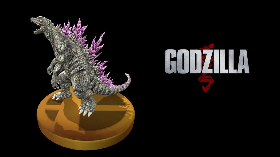 Godzilla Trophy by GojiBob