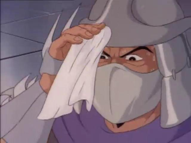 Shredder's Face When by GojiBob